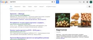 пошук в google